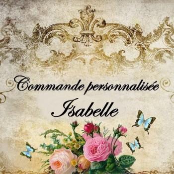 Pendentif réservé pour ISABELLE